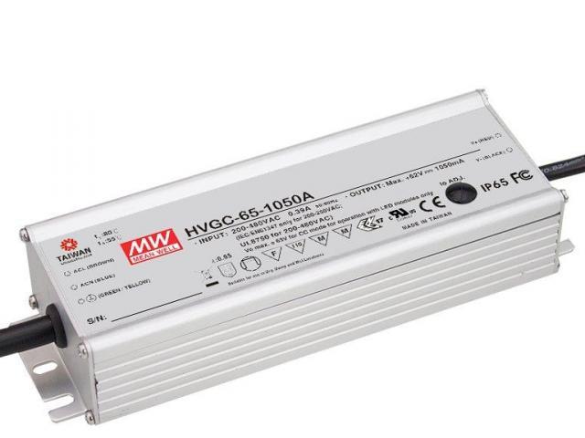 65W Single Output LED Power Supply